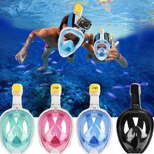 Snorkel Diving Mask